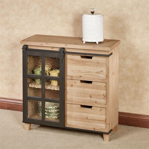 Everette Storage Cabinet Natural