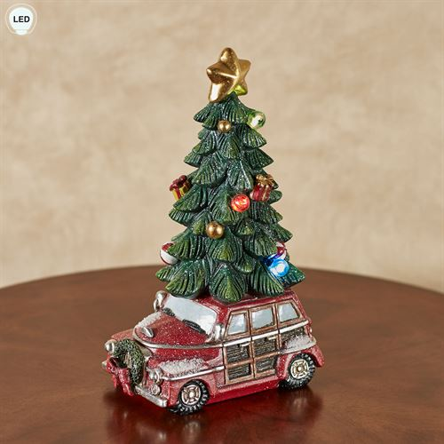 Festive Holiday Car LED Tabletop Accent Multi Warm