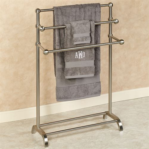 Three Tier Bathroom Stand: Three Tier Towel Rack