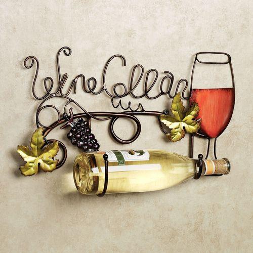 Wine Cellar Wall Wine Bottle Holder Multi Warm
