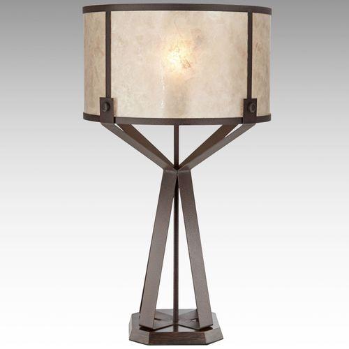 Sigmund Table Lamp Burnished Bronze