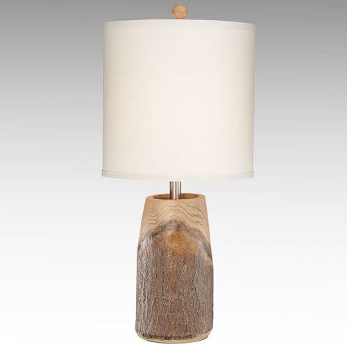 Huntley Table Lamp Multi Earth