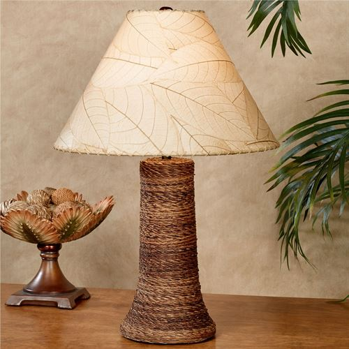 Loja Tropical Table Lamp Natural