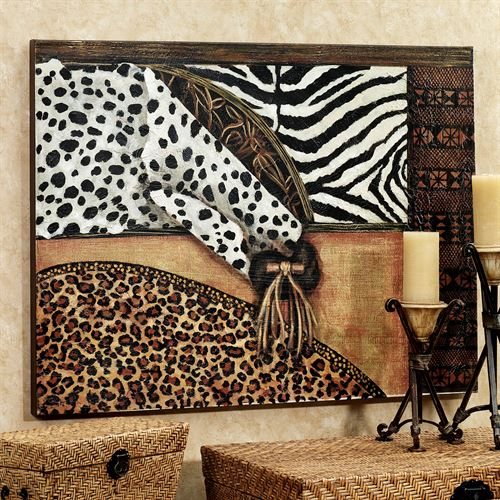 & Out of Africa Canvas Art