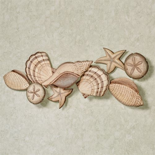 Shoreline Collection Wall Art Natural