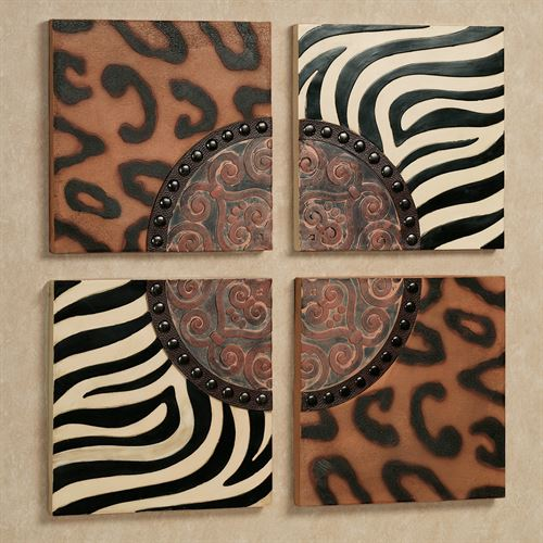 Rozhani Wall Plaque Set