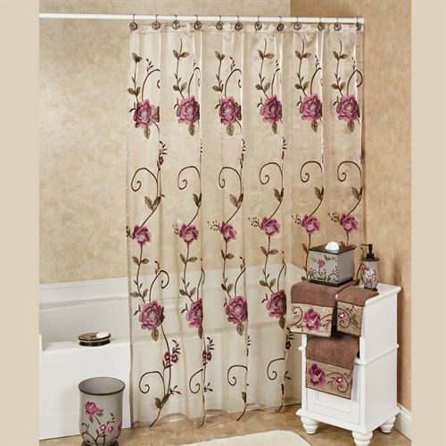 embroidered sheer set mirtha curtain shower metallic daisy wayfair keyword