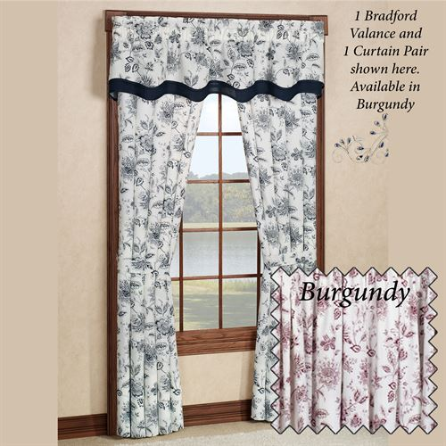 Winston Standard Length Curtain Pair 68 x 84