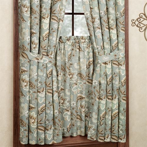 Valerie Short Length Curtain Pair 68 x 63