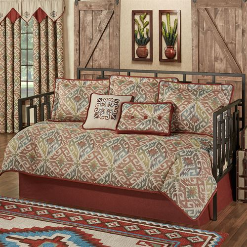 Bandera Daybed Set Multi Warm Daybed