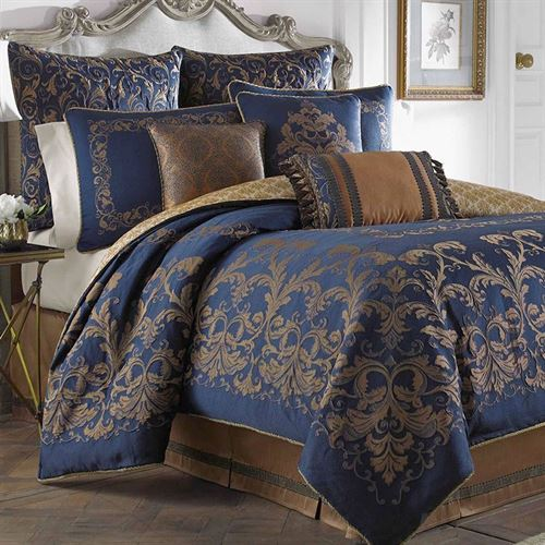 Monroe Midnight Comforter Set