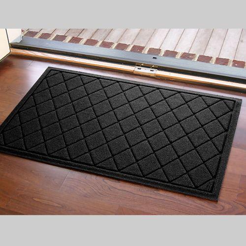 Abalynn Argyle Doormat 35 x 23