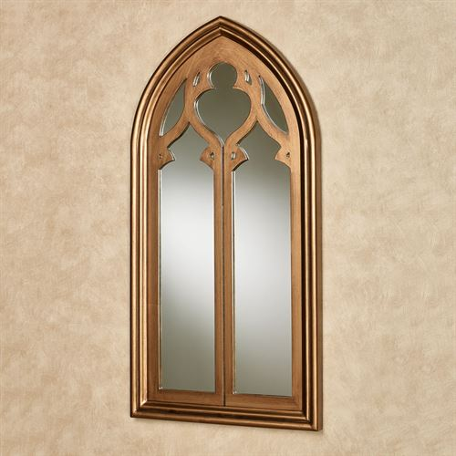 Florence Wall Mirror Bronze