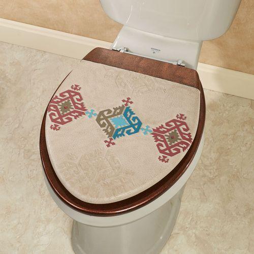 Bandera Elongated Toilet Seat Multi Warm