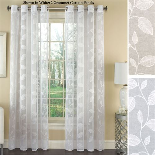 Avery Grommet Curtain Panel