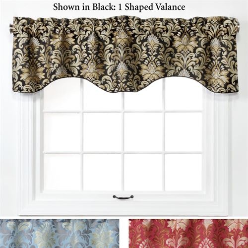 Doris Shaped Valance 55 x 17