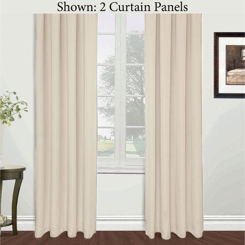 Metro Tailored Curtain Panel