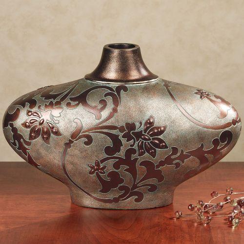 Copricia Vase Copper