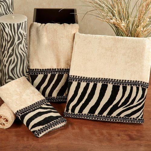 Zuma Decorative Towel Set