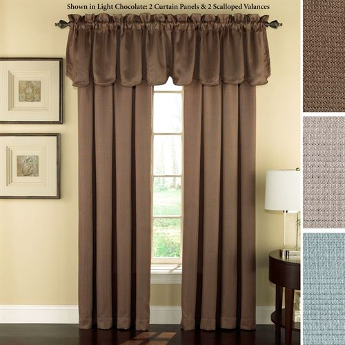 Ralston Tailored Curtain Panel