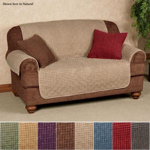 Puff Furniture Protector Loveseat