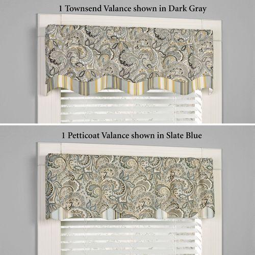 Morelia Petticoat Valance 52 x 15