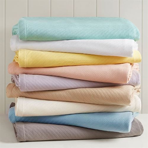 Liquid Cotton Blanket