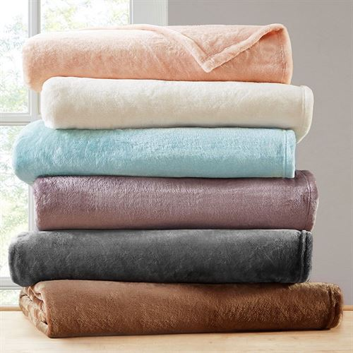 Plush Microlight Blanket