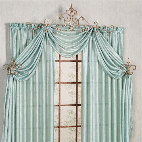 Whisper Tailored Curtain Panel  53 x 84