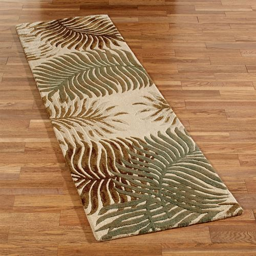 Fern View Rug Runner