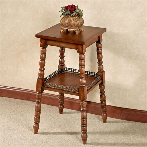 Dylan Accent Table Regal Walnut