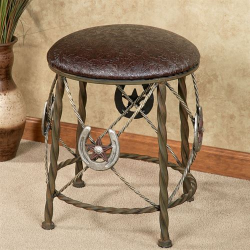 Western Star Stool Multi Warm