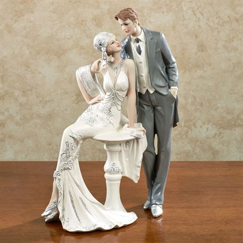 Love That Lasts Figurine Off White