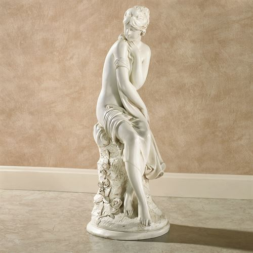 Lady Ariana Sculpture Ivory