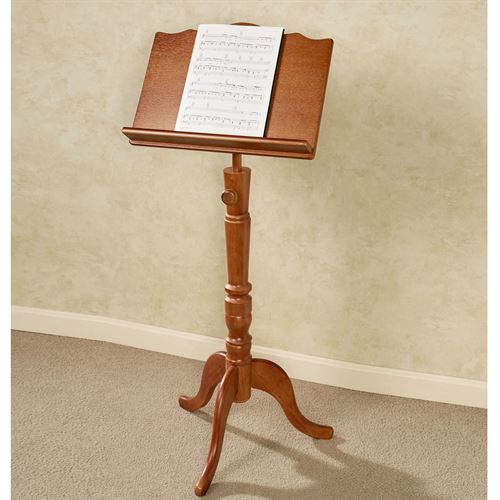 Ayden Adjustable Wooden Music Stand