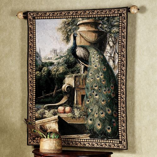 Un Paradise In Tera Wall Tapestry