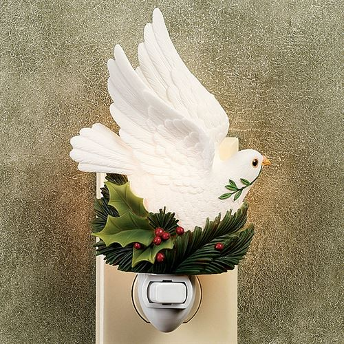 Peace Dove Nightlight