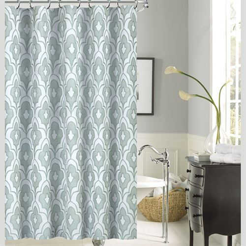 Quenby Shower Curtain 72 x 72