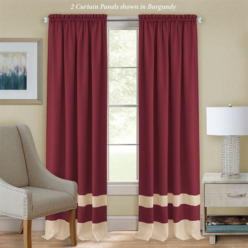 Diem Tailored Curtain Panel