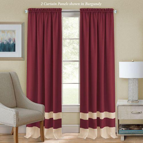 Diem Tailored Curtain Panel