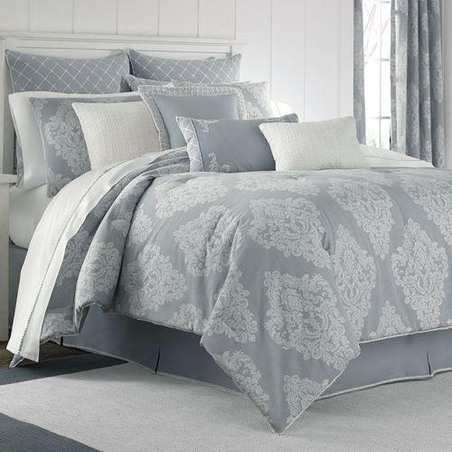 Ansonia Comforter Set Sterling Blue
