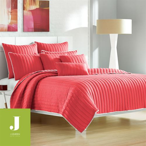 Portland Quilted Coverlet