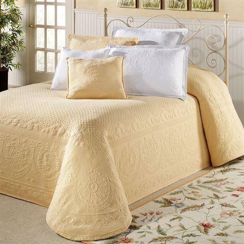 Perfect King Charles Matelasse Bedspread