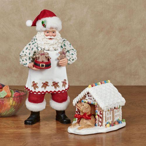 And Everything Nice Clothtique Santa White 2 Piece Set