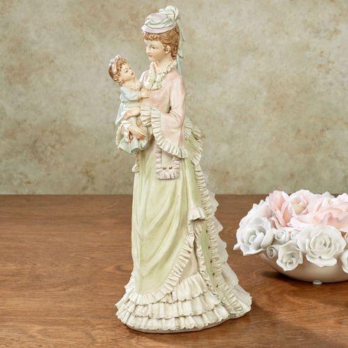 Motherhoods Bliss Lady Figurine Multi Pastel