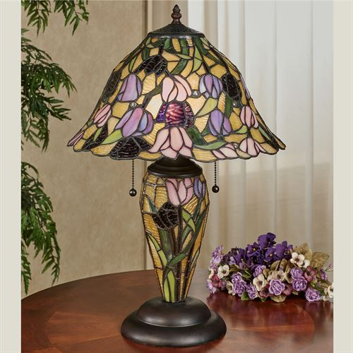 Spring Meadows Table Lamp Bronze