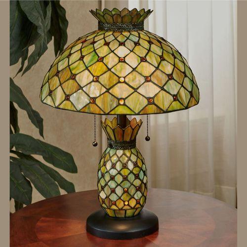 Piala Pineapple Table Lamp Green