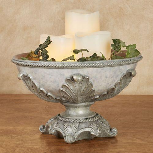 Lionna Decorative Centerpiece Bowl Blue