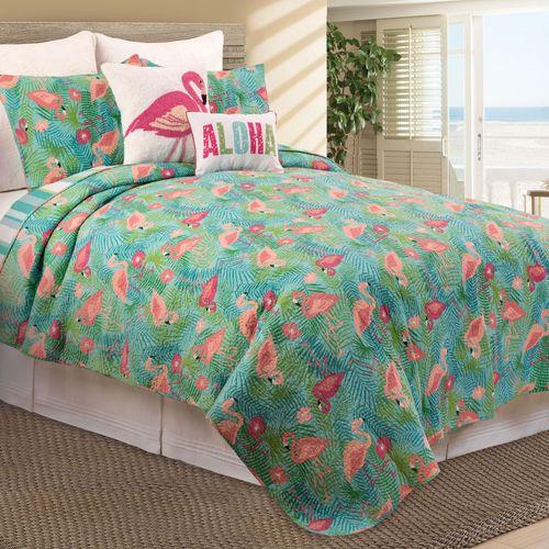 Isla Tropics Mini Quilt Set Multi Bright