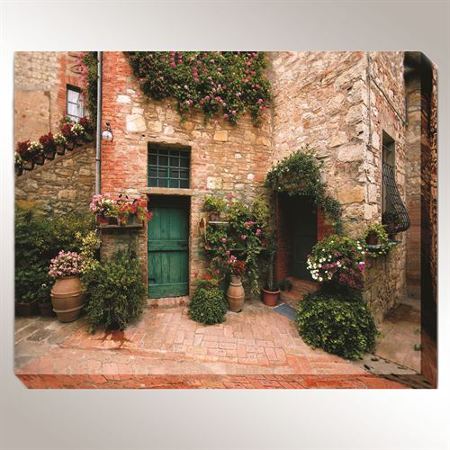 Estate Toscana Canvas Wall Art Multi Cool